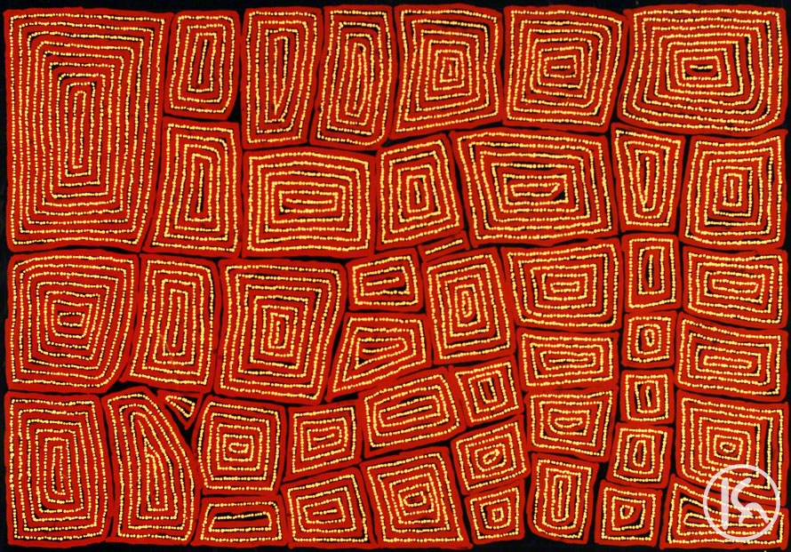 Tingari Cycle (0702584), Thomas Tjapaltjarri
