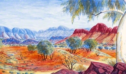 East MacDonnell Ranges (08101345)