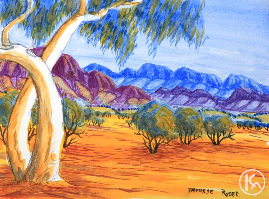 East MacDonnell Ranges (10032238), Therese Ryder