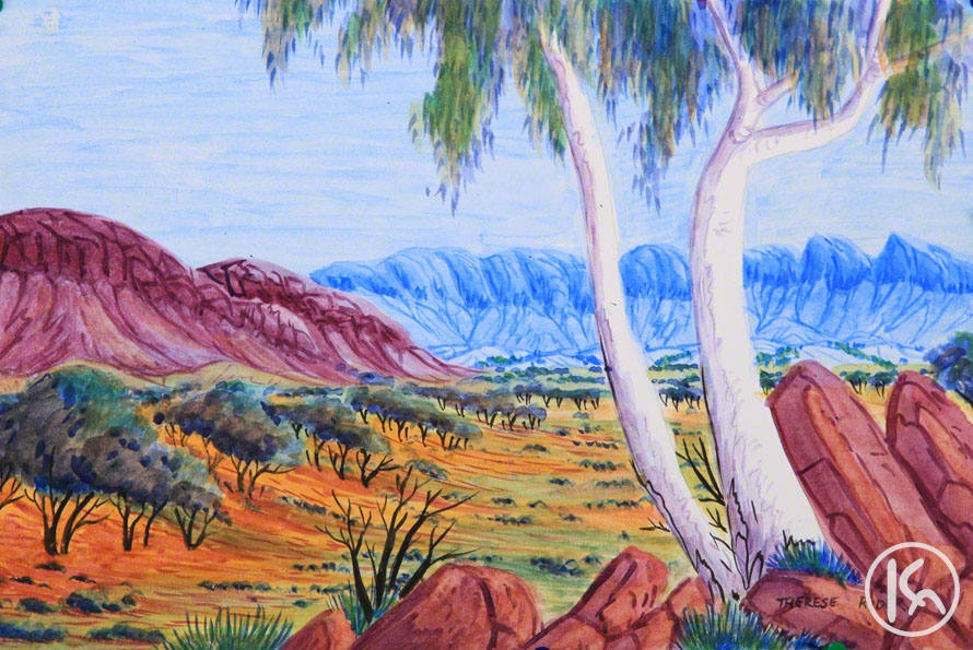 East MacDonnell Ranges (10082230), Therese Ryder