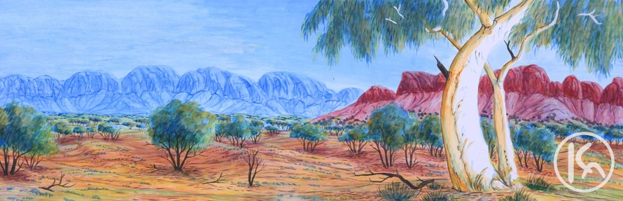 East MacDonnell Ranges (10092248), Therese Ryder