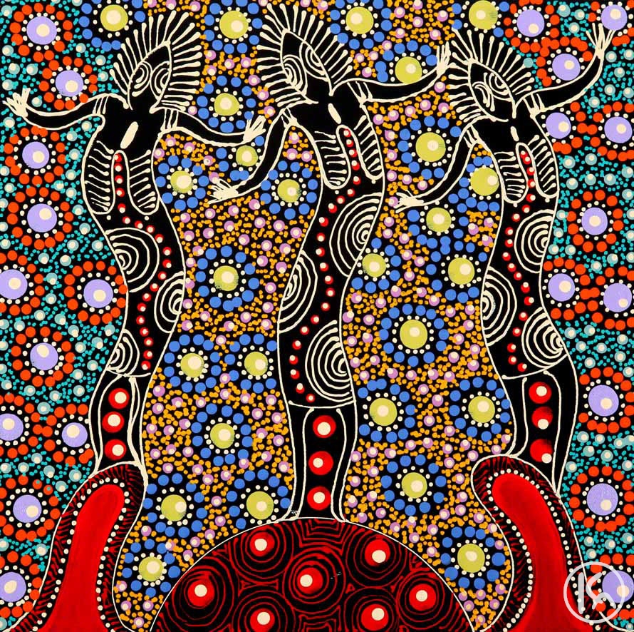 Dreamtime Sisters (09061673), Colleen Wallace Nungari