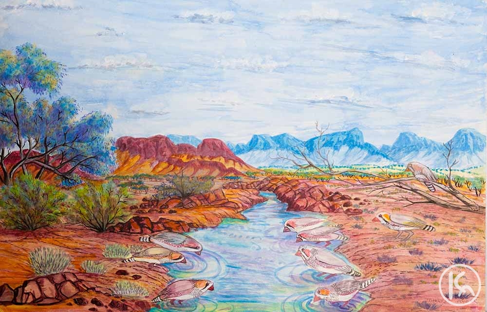 East MacDonnell Ranges (17122774), Therese Ryder